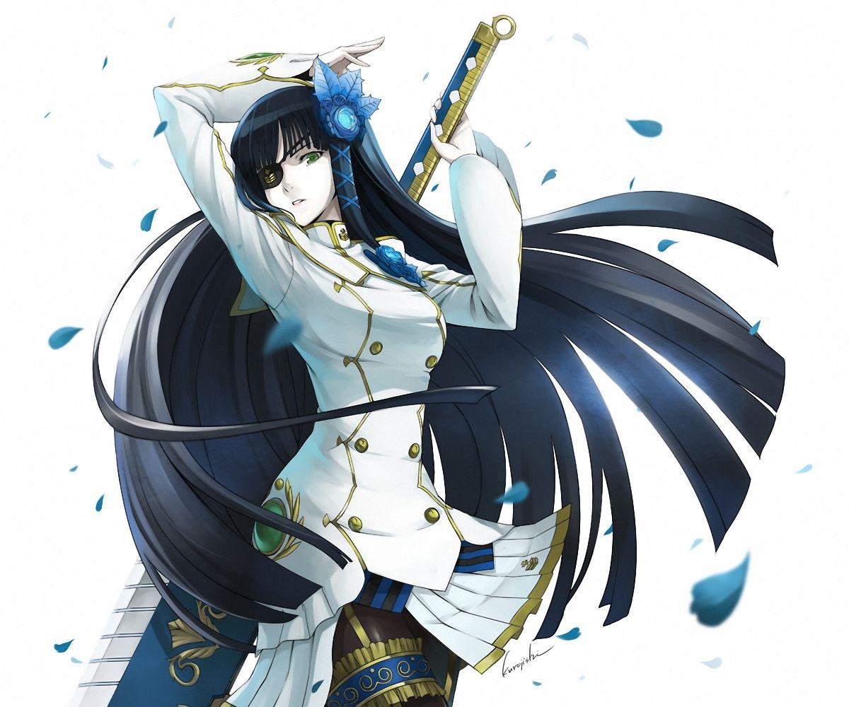 Ninja Anime Girls Wallpapers Anime warrior girl, Anime