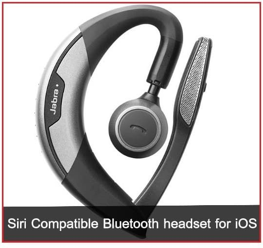 Best Siri Compatible Bluetooth Headset For Iphone Ios Headset Wireless Headset Cell Phone Headset