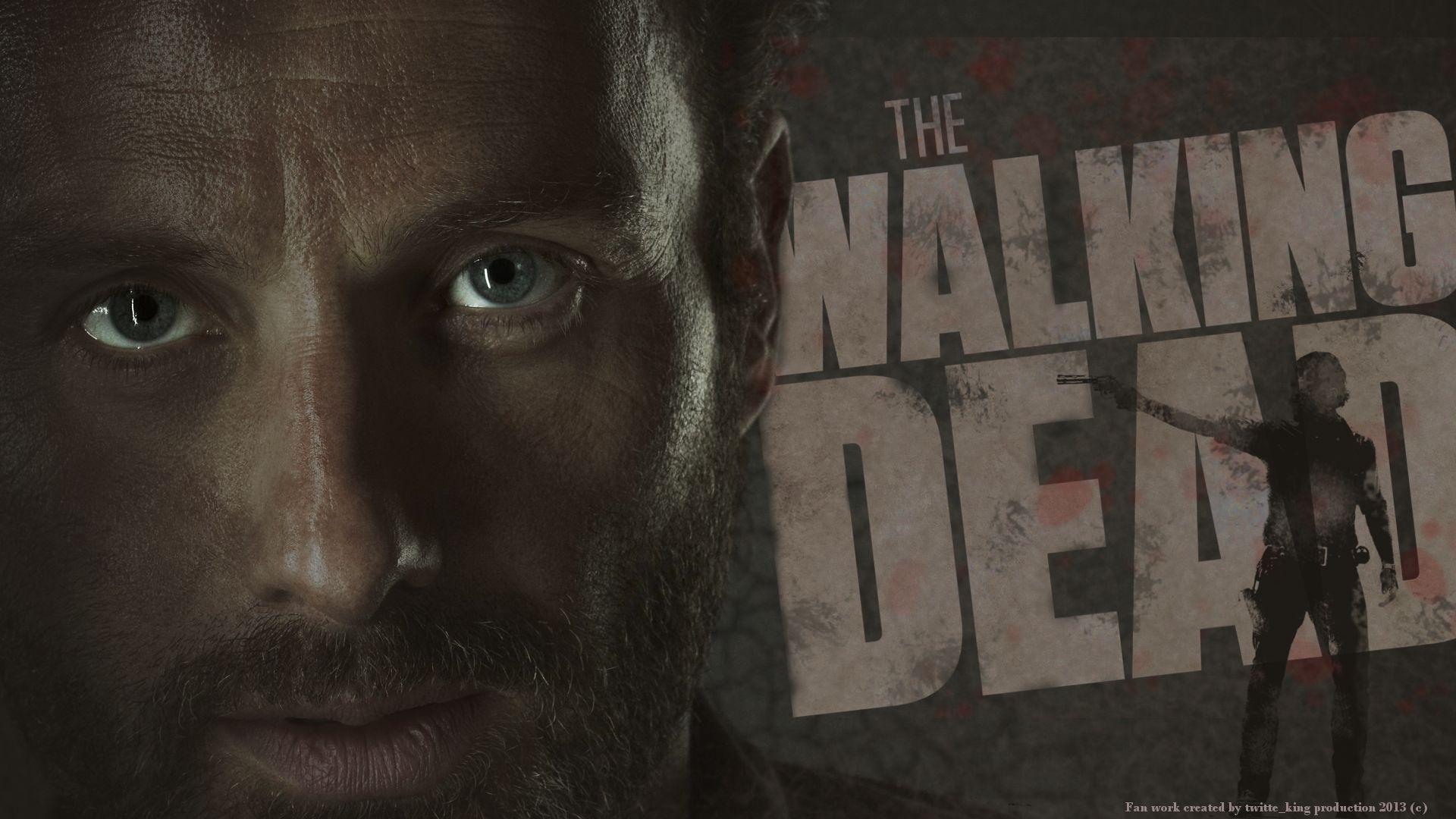 The Walking Dead Rick 1920x1080 Original HD Wallpaper