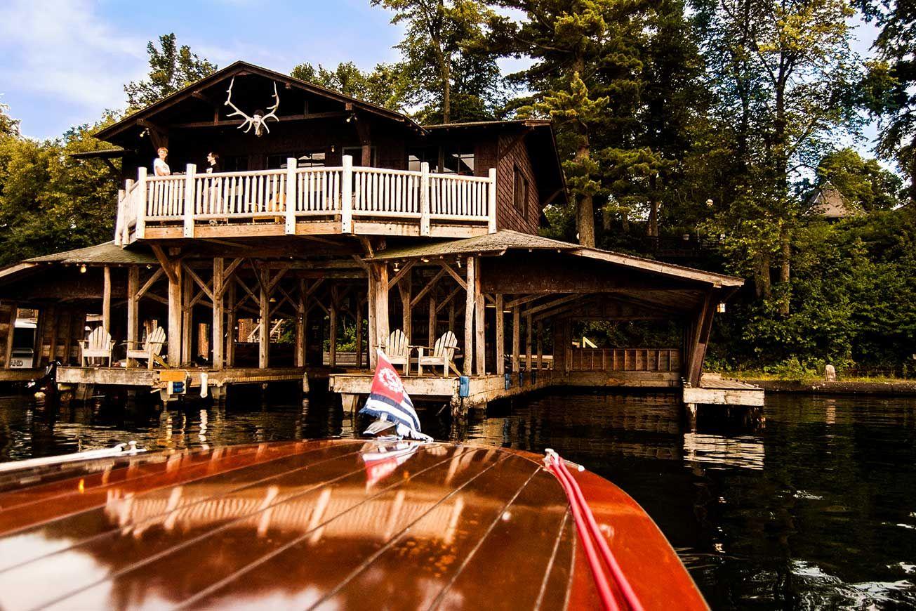 Stout S Island Lodge Birchwood Wi Vacation