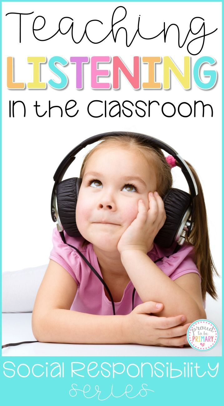 Developing hearing: useful games and fun lessons