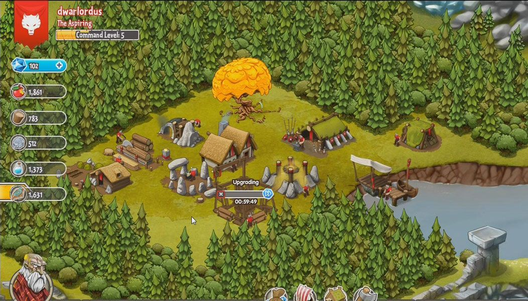 Godsrule is a crossplatform Free to Play, Fantasy, Real