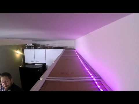 How To Install Crown Molding With Indirect Lighting From