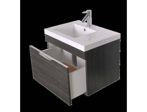 Vanit 26 bain depot lavabo suspendu et meuble lavabo - Meuble lavabo suspendu ...