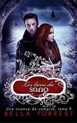 Une Nuance De Vampire : nuance, vampire, Nuance, Vampire, Liens, Livre, Vampires,, Romance, Paranormale,
