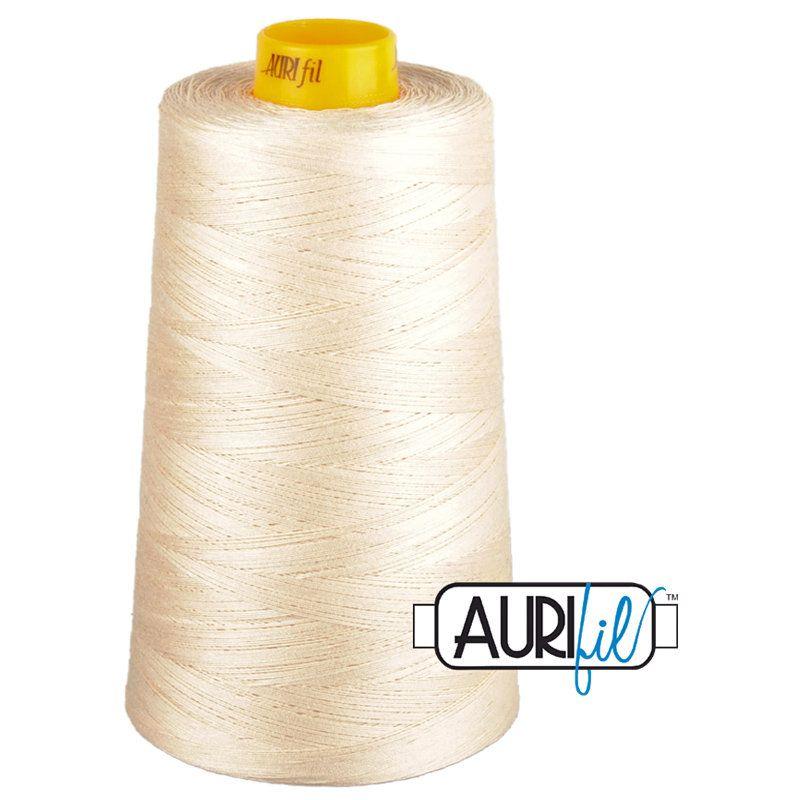 2370 50wt Aurifil Cotton Quilting Thread 1300m