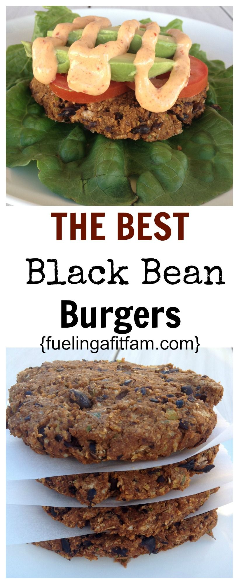 These are the best black bean burgers i have ever had