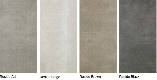 iris ceramica fliesenserie reside moderne einfl sse graf fliesen und plattenverlegung. Black Bedroom Furniture Sets. Home Design Ideas