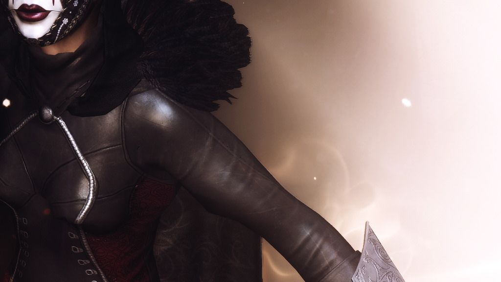 Dark Envoy - CBBE SSE Bodyslide at Skyrim Special Edition Nexus