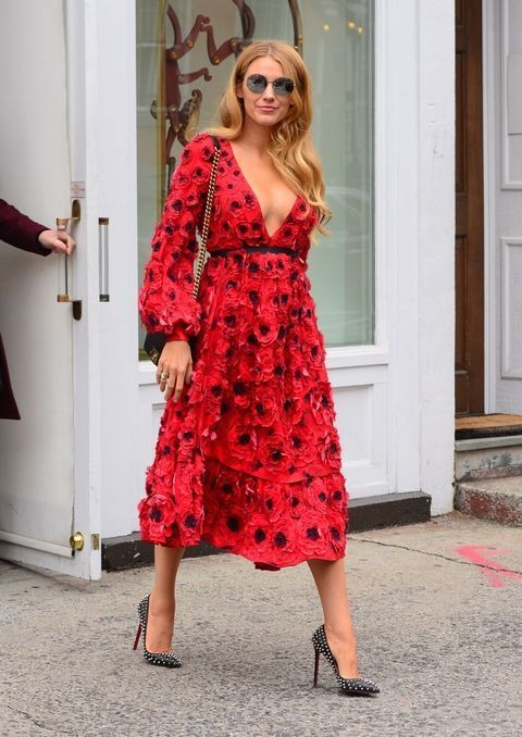 50 Ways to Update Your Look This Spring #blakelively
