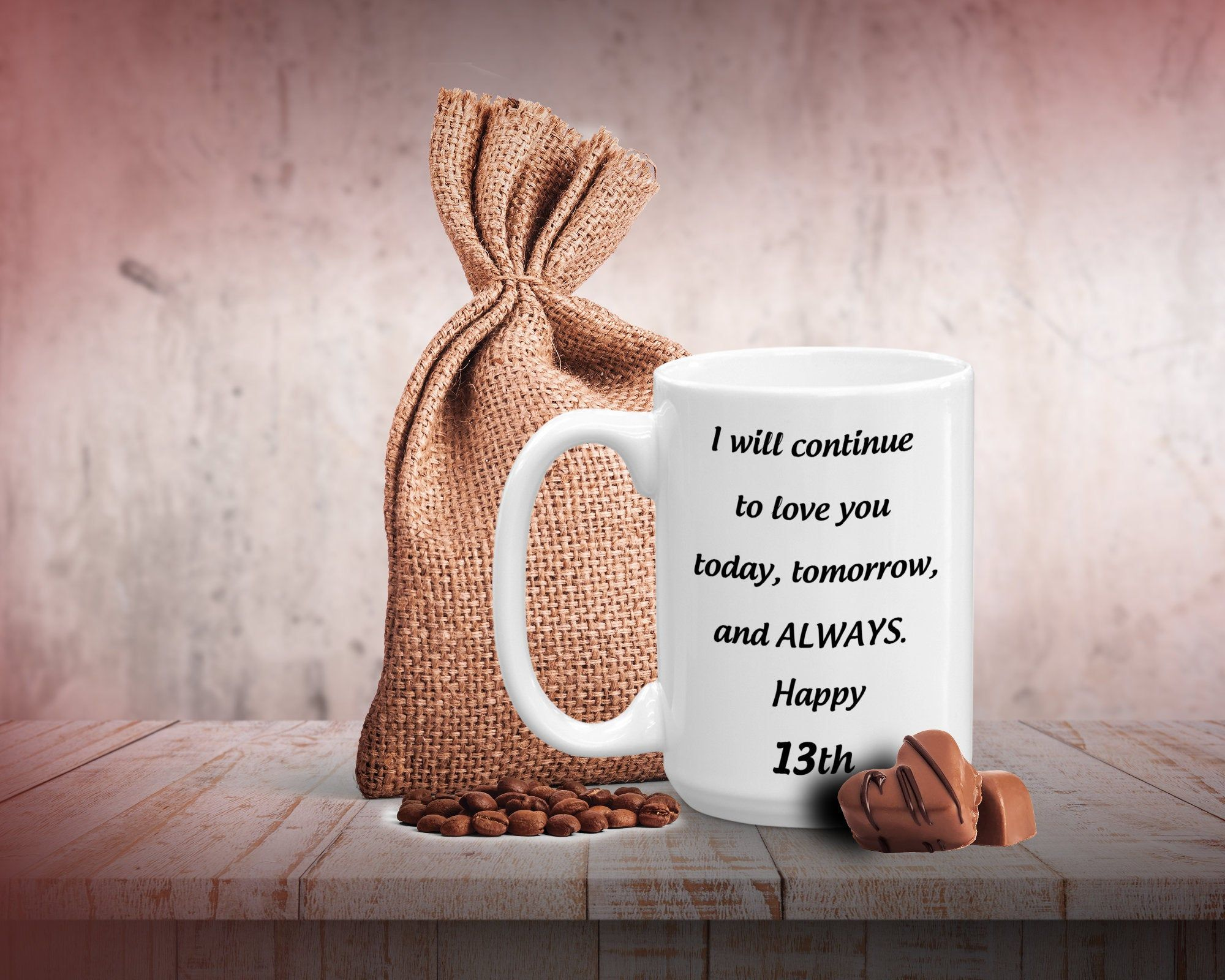 13rd Anniversary Gift For Him 13rd Year Anniversary 13rd Etsy 13th Wedding Anniversary Gift 13th Anniversary Gifts Anniversary Gifts