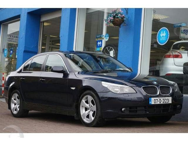 Page 2 Used Bmw 5 Series Cars Ni Cars For Sale In Northern