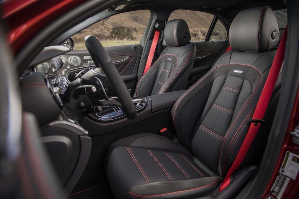 Mercedes E43 Amg 4matic 2017 New Style More Impressive