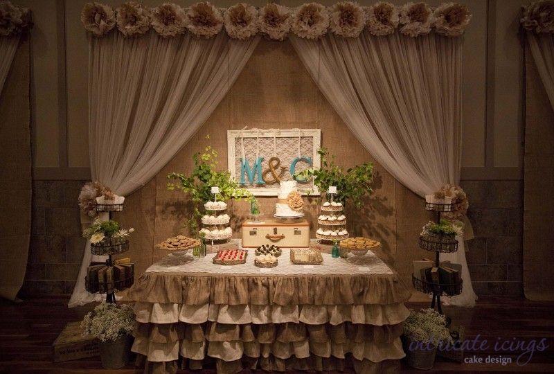 Burlap And Lace Wedding Decor Ideas Burlap Wedding Cake Burlap Wedding Decorations Burlap Wedding
