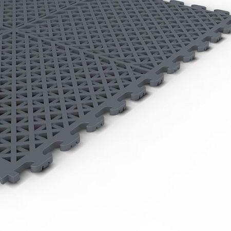 Pvc Garage Flooring Vented Drain