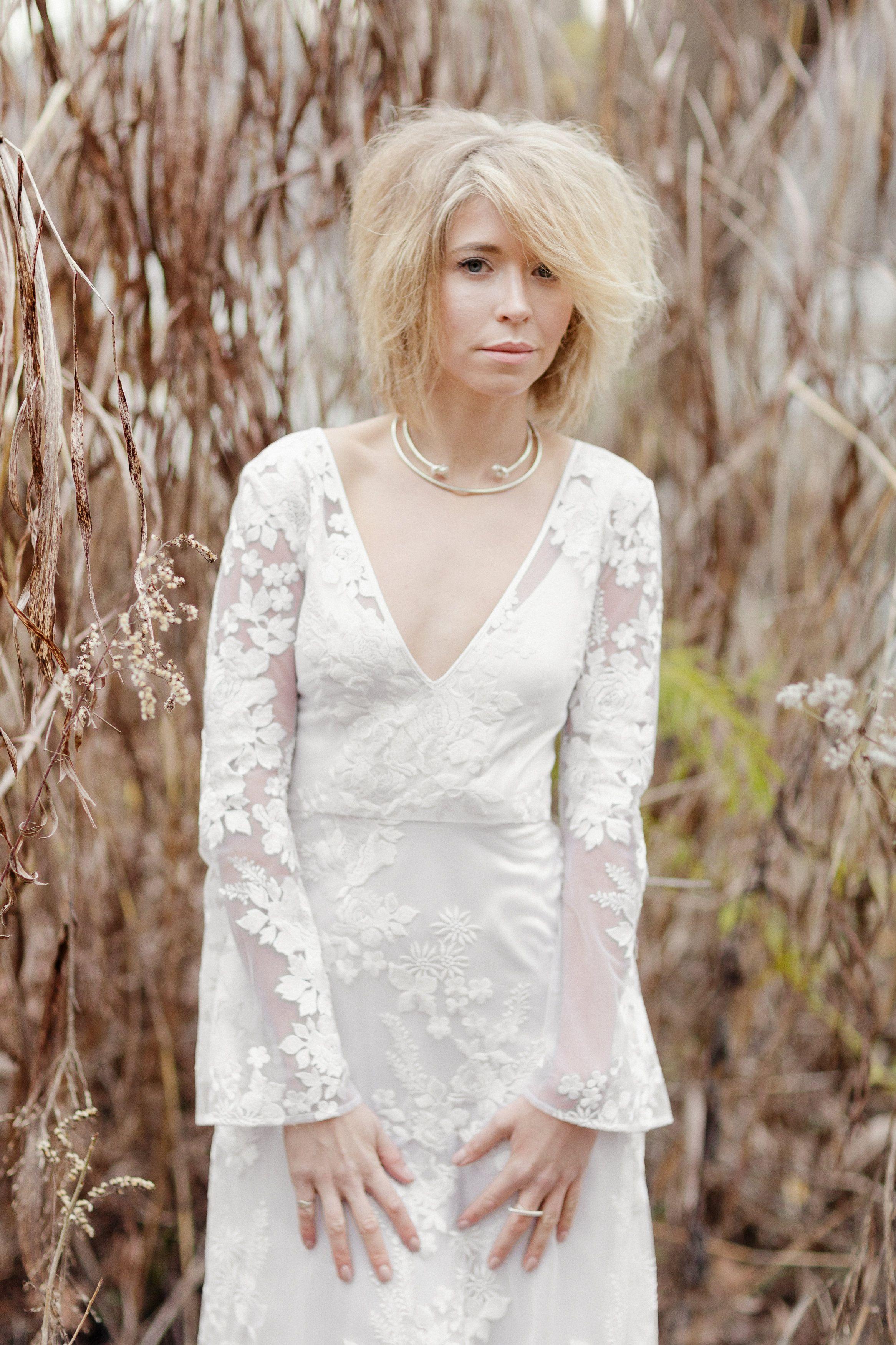 MARY OTANEZ PHOTOSHOOT Richmond, Virginia Winter Bridal