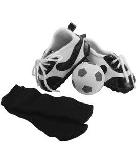 Springfield Collection Soccer Shoes, Socks & Ball & dolls & accessories at Joann.com
