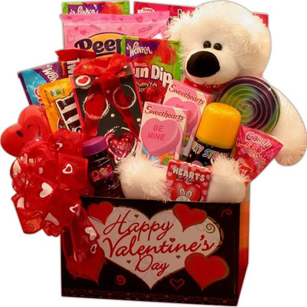 you 039 re beary huggable kids valentine gift box valentines gift sets gift baskets