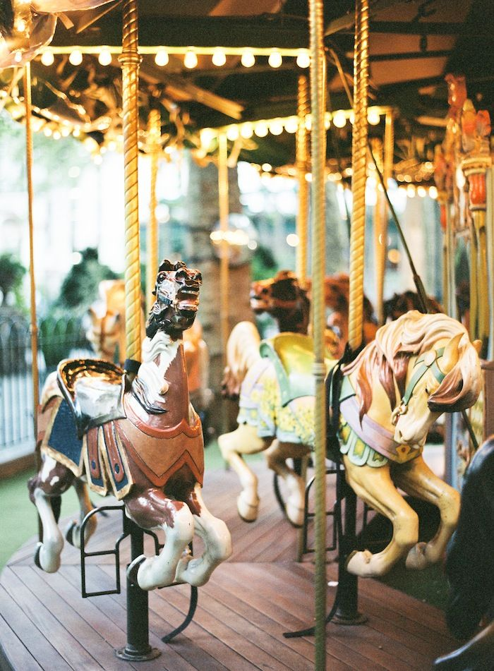 New York City | Carousel | JenHuangPhoto.com