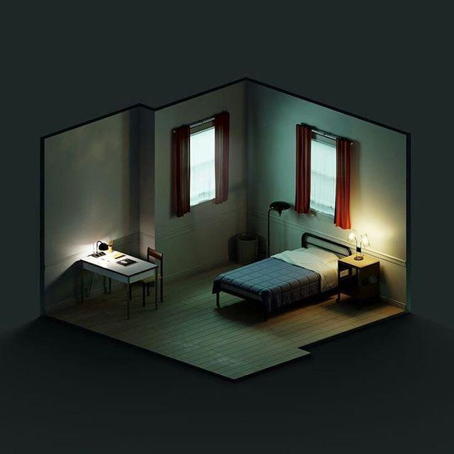 Interior Design Vs Architecture Reddit: S2) Art By Cgmarius From Reddit