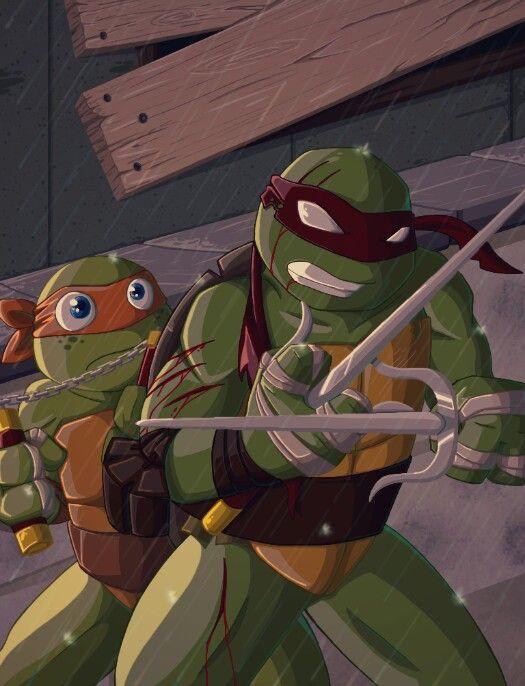 I Will Protect You Teenage Ninja Turtles Tmnt Mikey Tmnt Art