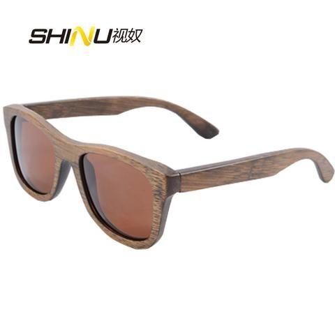 d2aa128d7d8 2015 Bamboo Sunglasses Men Wooden Sunglasses Women Brand Designer polaroid  Original Wood Sun Glasses Oculos de sol masculino6016