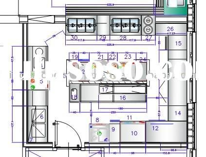 Restaurant Kitchen Plan Dwg commercial kitchen equipment drawings,kitchen.printable coloring