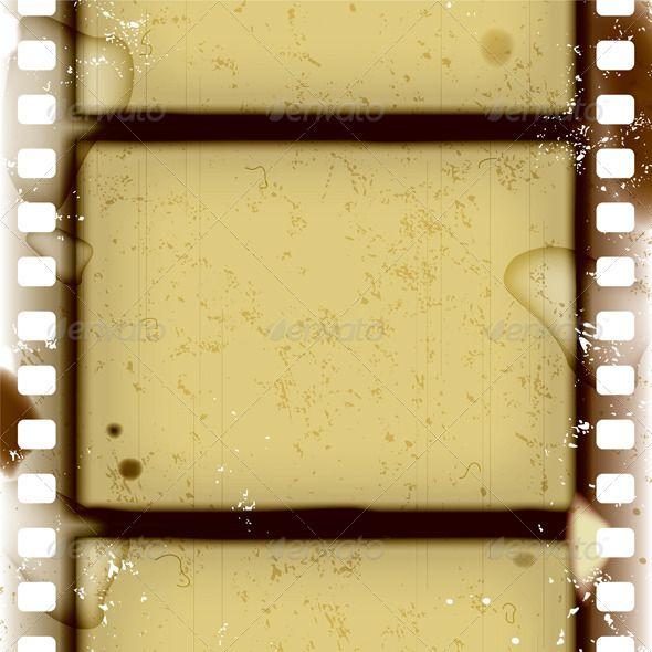 Film Frame Vintage Film Strip Frame Vintage Film