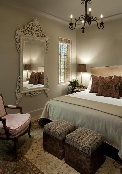 cozy, elegant guest bedroom (Houzz) | bedrooms | Pinterest ...