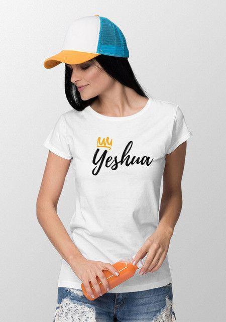 7f4d88d8cc Camiseta Yeshua