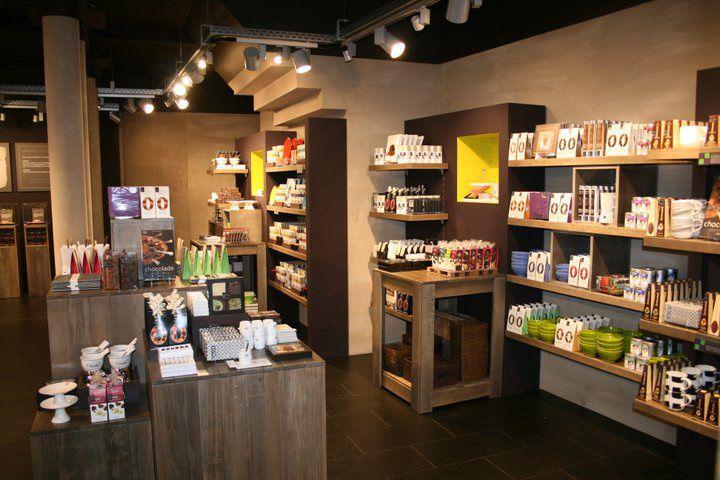 Chocolate Square, Mechelen Belgium Store Design Amazing Ideas