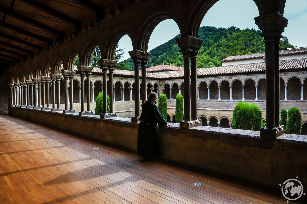 Monastery of Santa Maria de Ripoll,Spain