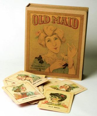 Old Maid Card Game Set Card Game Card Games Cards