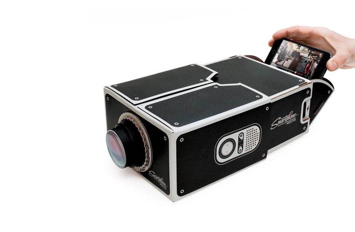 Lo Quiero Proyector Para Smartphones Peliculas Y Videos A Lo Grande Proyector De Cine Proyector Para Movil Proyector Casero
