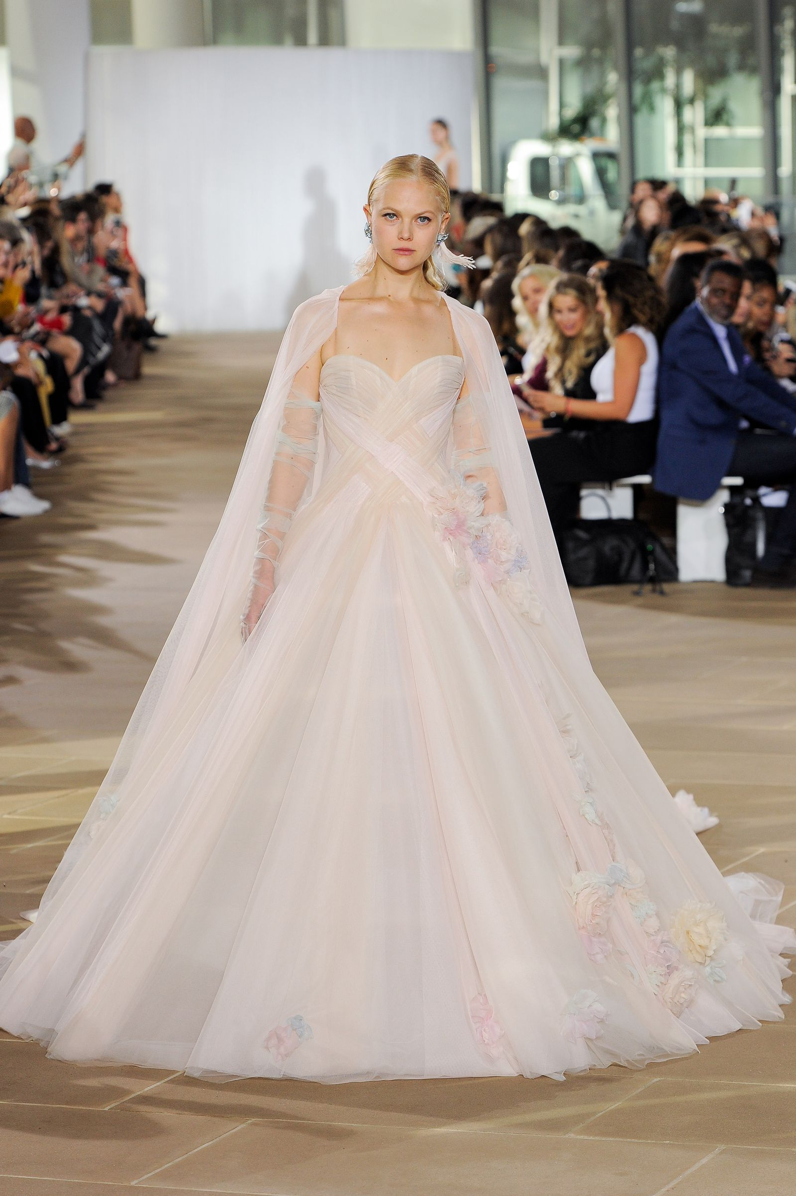 5230bf76521d Ines di Santo Haute Couture - Bridal Collection Fall Winter 2019 - Wedding  gown   gown