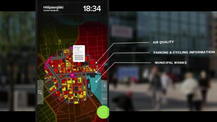 Urbanflow Air quality, Energy, System