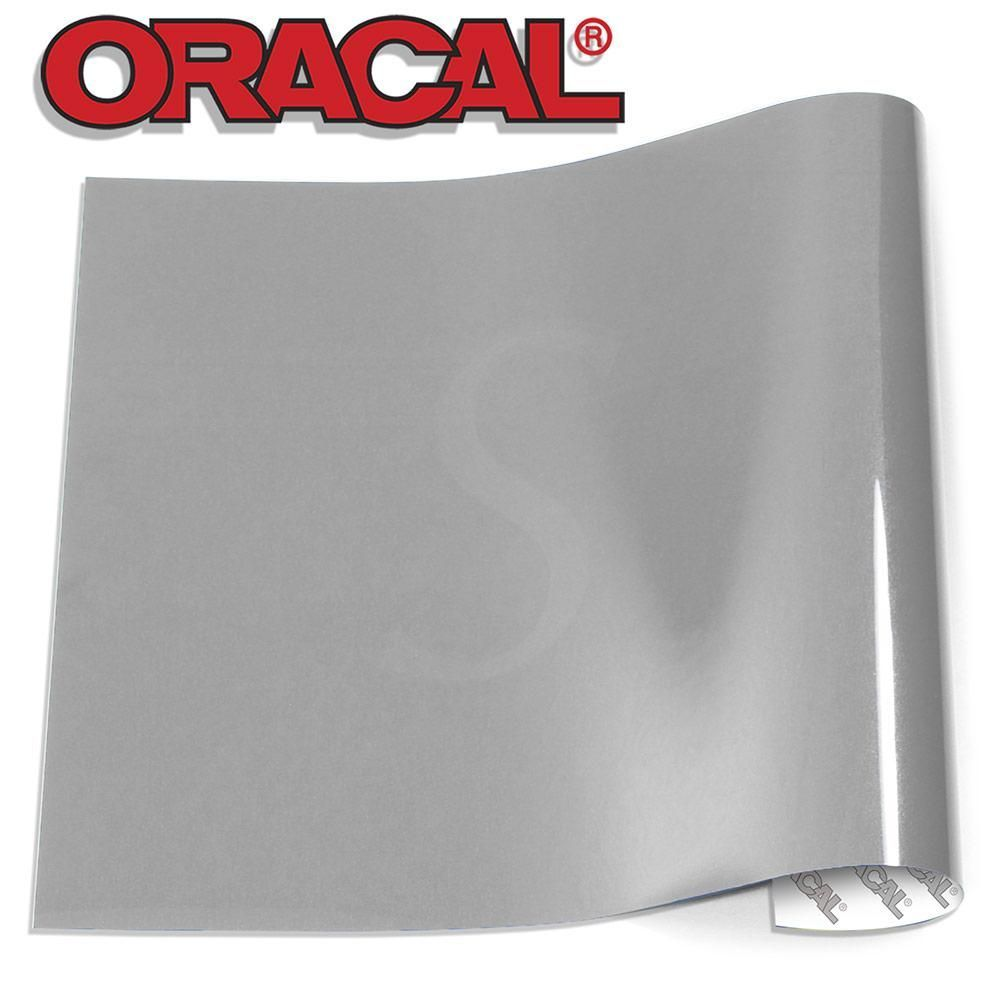 Oracal 751 Glossy Vinyl Sheets 12 Inch x 12 Inch - 79