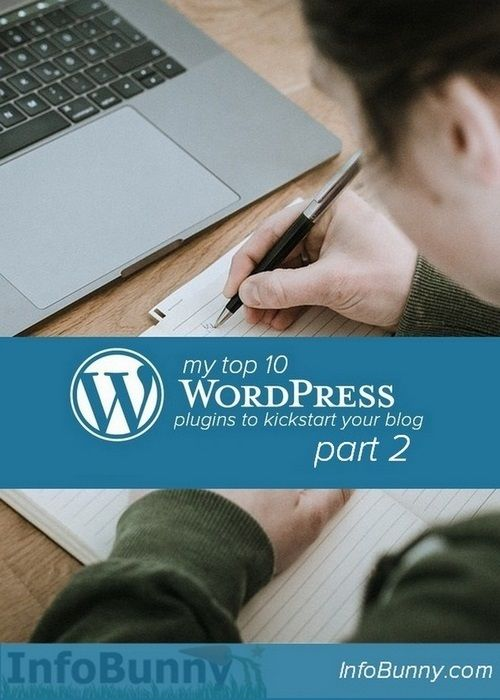 Welcome back to our Infobunny Top 10 WordPress Plugins. If you missed part 1 then it is worth popping back and having a read. You will read all about BackWPup, Wordfence, TinyMCE and more.