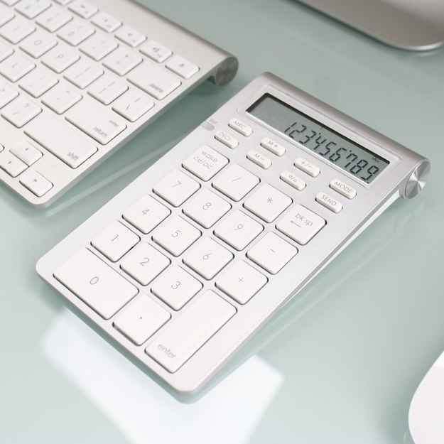 Bluetooth Calculator Add-On, $34 | 31 Clever Tech Gifts You Might Want To Keep…