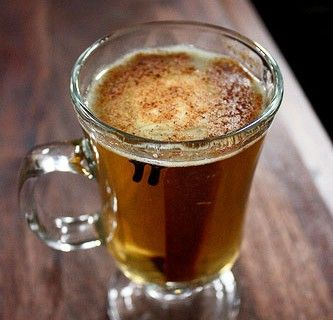 Hot caramel butter rum recipe