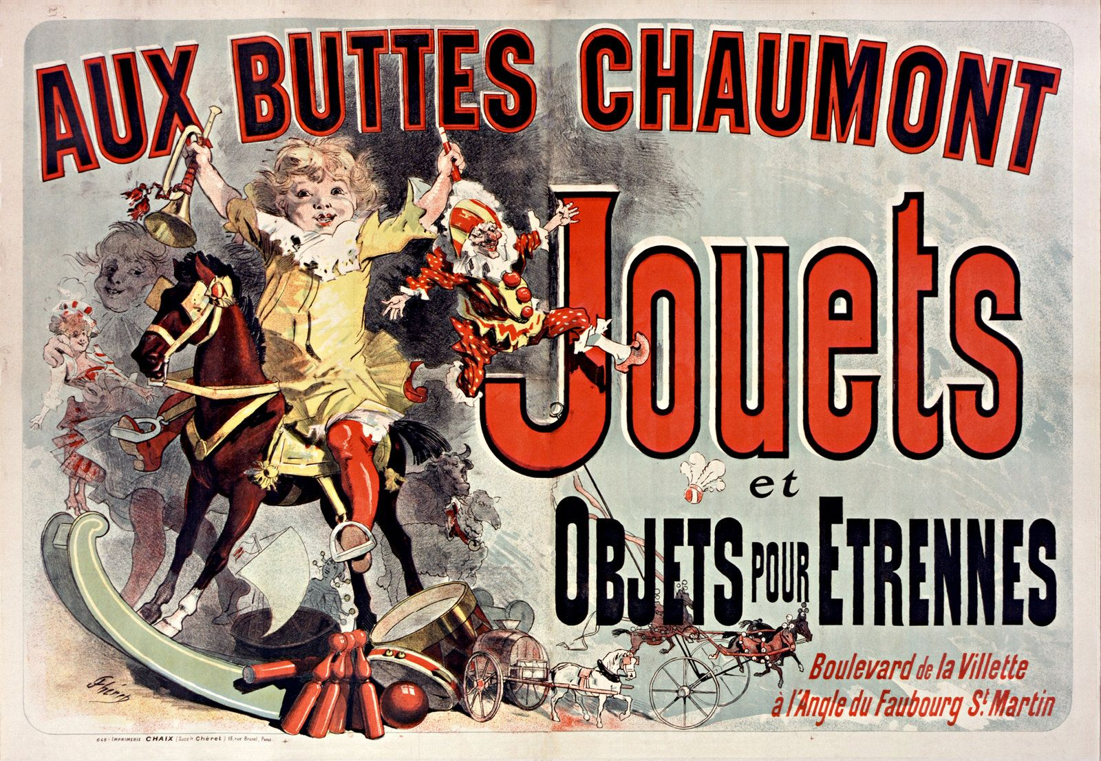 Aux Buttes Chaumont Vintage French Ad Poster By Sammyag D7c9ue7 Jpg 1600 1105 Friends Poster Friends Apartment Friends Tv