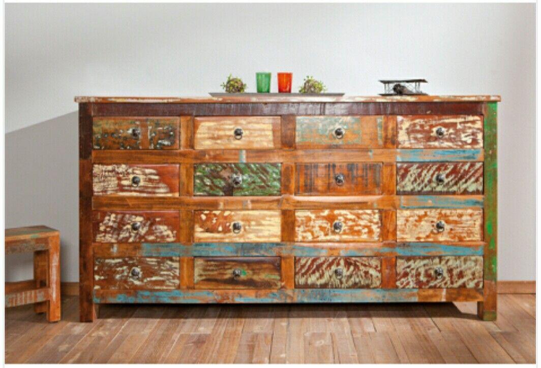 Cassettiera Ufficio Legno Massello : Cassettiera in legno massello cassettiere
