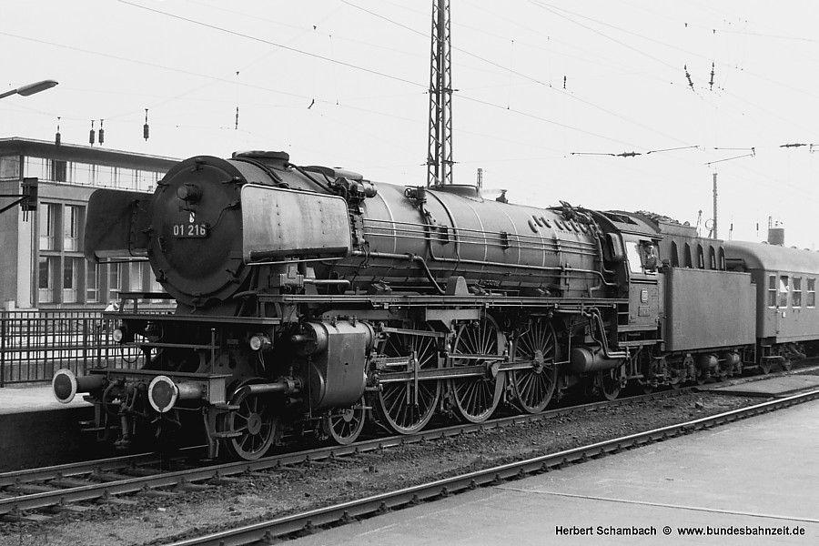 Die Bundesbahnzeit Essen Hbf 1956 1963 Eisenbahn