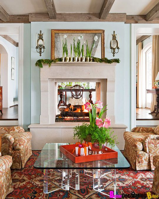 Betterdecoratingbible: Colorful Rooms For Spring