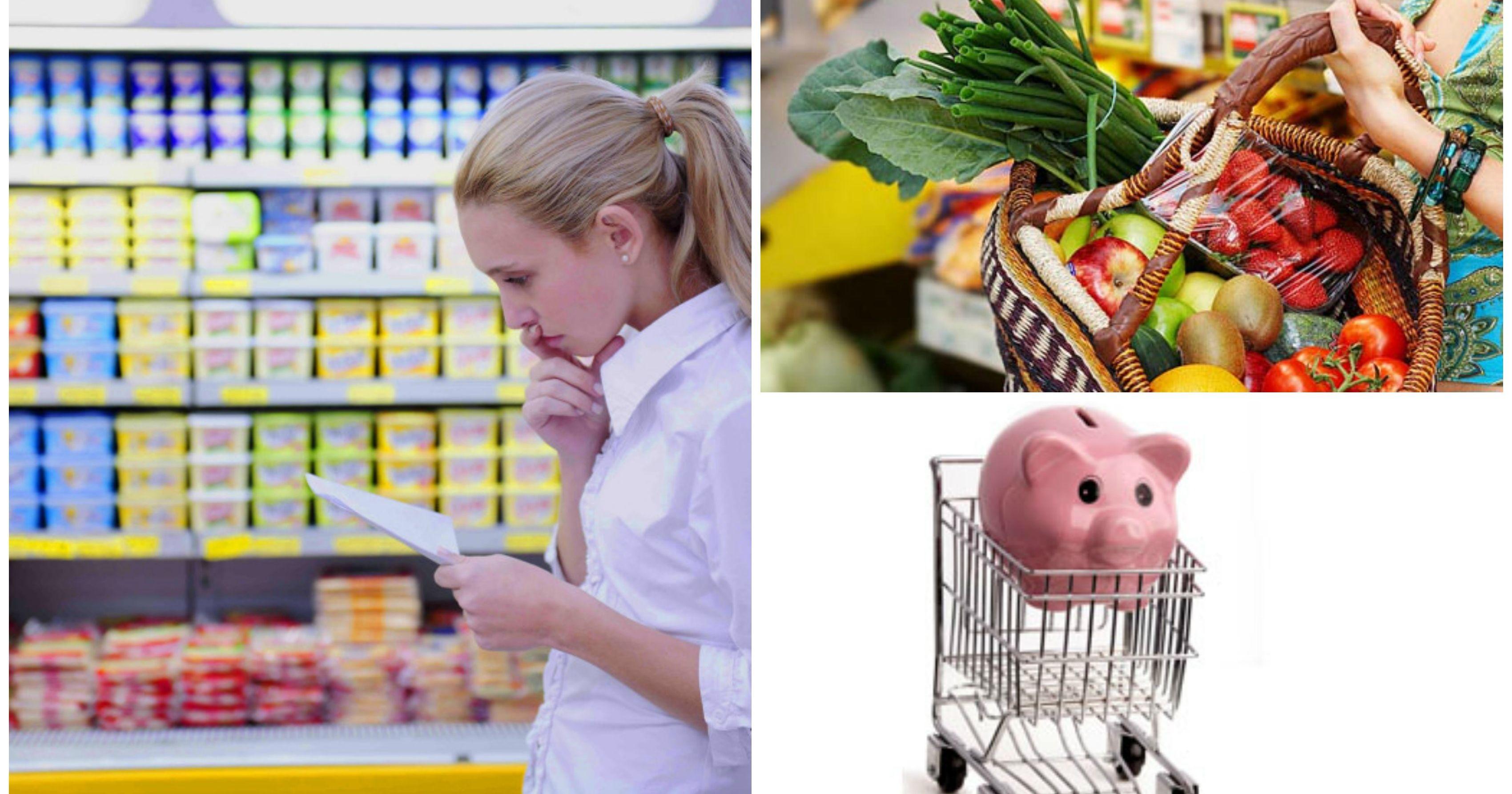Desafío 2016: cómo no derrochar en el supermercado