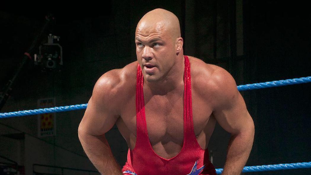 Just A Courtesy Message On The Occassion Of The Olympic Hero S 48th Birthday Or A Sign Of Something More Weigh In Here Wwe Royal Rumble Kurt Angle Wwf