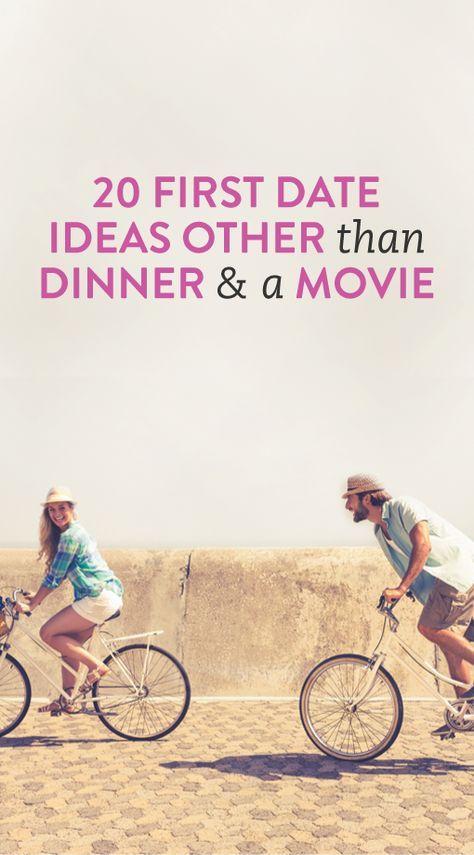20 Fun & Different First Date Ideas
