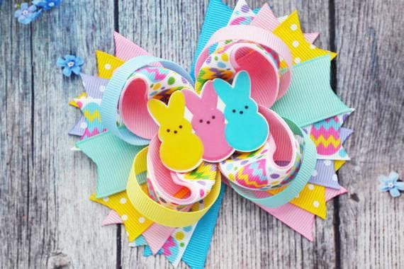 Hair bows bunny ears headband easter gift for girl hair clip easter hair bows bunny ears headband easter gift for girl hair clip easter decorations party rabbit necklace bunny rabbit hair bow bunny ear clips this li negle Image collections