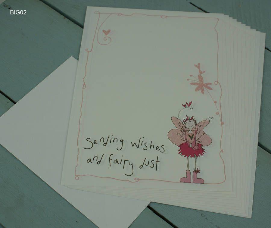 Child's Writing Paper Set
