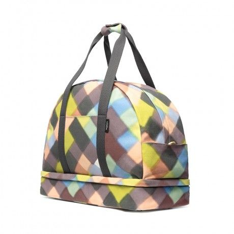 Kate Spade Saturday The Weekender Bag in Hazy Check | What I want ...